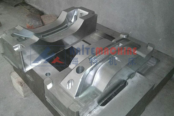 台湾新代850CNC加工样件