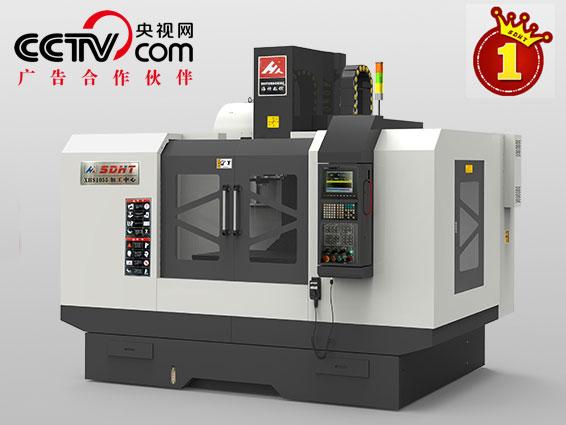 台湾新代VMC850加工中心,可做模具