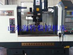 VMC1060五轴加工中心,台湾新代支持五轴